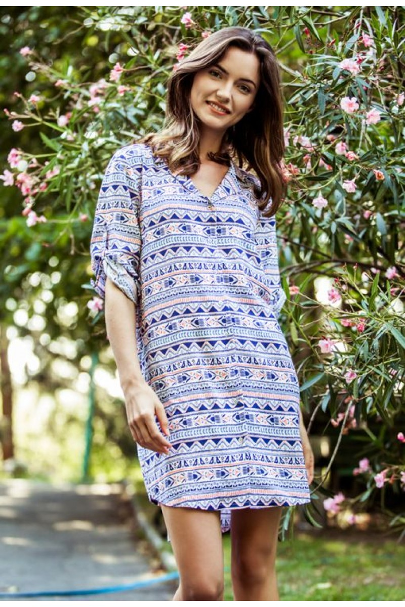 Ночная рубашка женская KEY LND-830 A8 - LeConfort