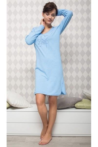 Hочная рубашка женская KEY LND-896 B5