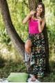 Юбка-брюки женские KEY LHC-507 A19 - LeConfort