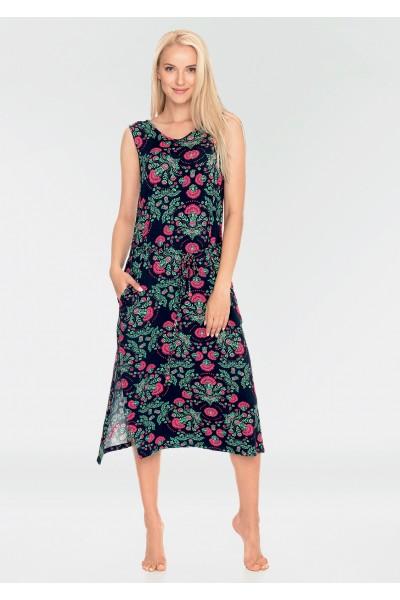 Рубашка женская KEY LHD-546 A19