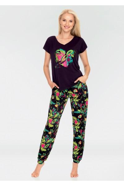 Пижама женская KEY LHS-507 A19