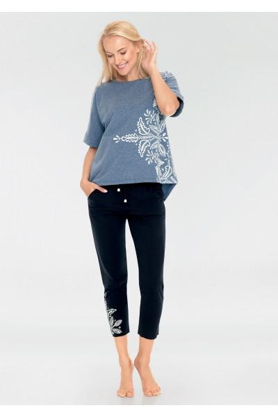 Пижама женская KEY LHS-745 A19