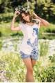 Пижама женская KEY LNS-052 A19 - LeConfort