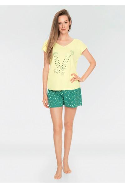 Пижама женская KEY LNS-519 A19