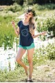 Пижама женская  KEY LNS-560 A19 - LeConfort