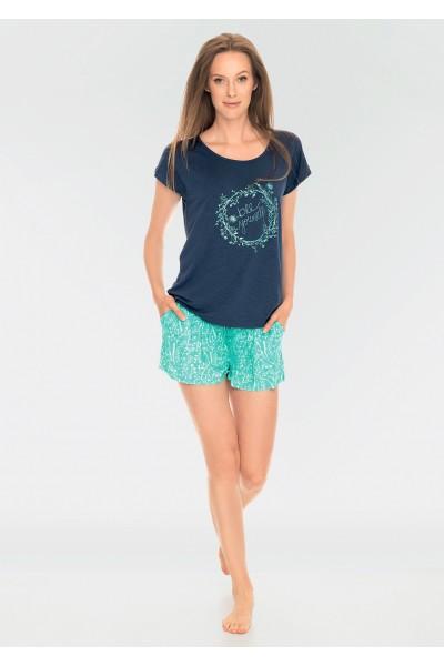 Пижама женская  KEY LNS-560 A19