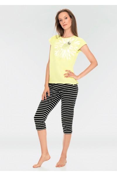 Пижама  женская KEY LNS-735 A19