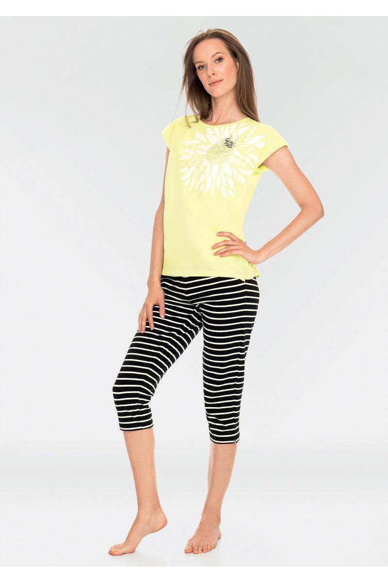 Пижама  жіноча KEY LNS-735 A19 - LeConfort