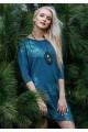 Домашнее женское платье KEY LHD-080 B19 - LeConfort