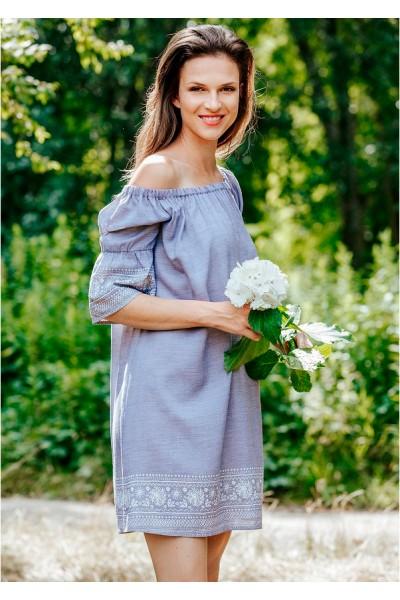 Домашнее платье женское KEY LHD-576 А20