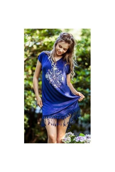 Пляжное платье женское KEY LHD-830 A8