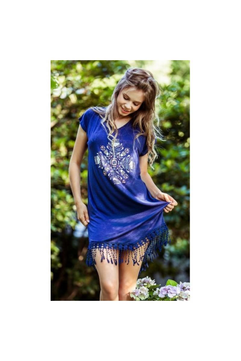 Пляжное платье женское KEY LHD-830 A8 - LeConfort