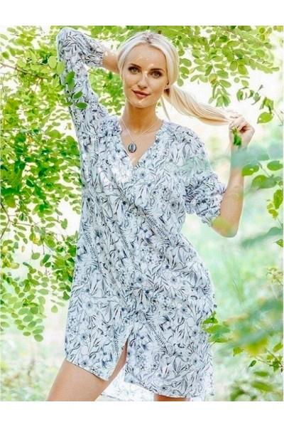 Домашнее платье женское KEY LHD-913 А20
