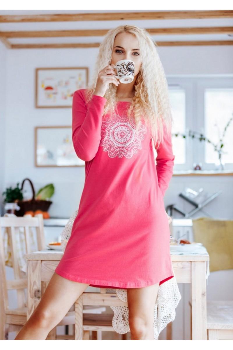 Ночная рубашка женская KEY LND-082 B19 - LeConfort