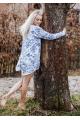 Ночная рубашка женская KEY LND-597 B19 - LeConfort