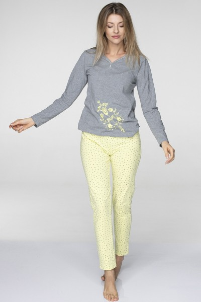 Пижама женская KEY LNS-057 B19