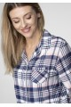 Пижама женская KEY LNS-406 B19 - LeConfort