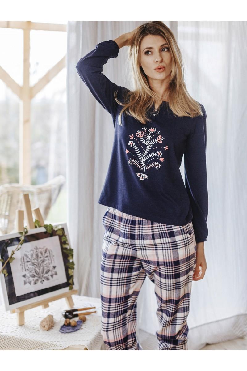 Пижама женская KEY LNS-413 B19 - LeConfort