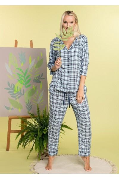 Пижама женская KEY LNS-470 2 A20