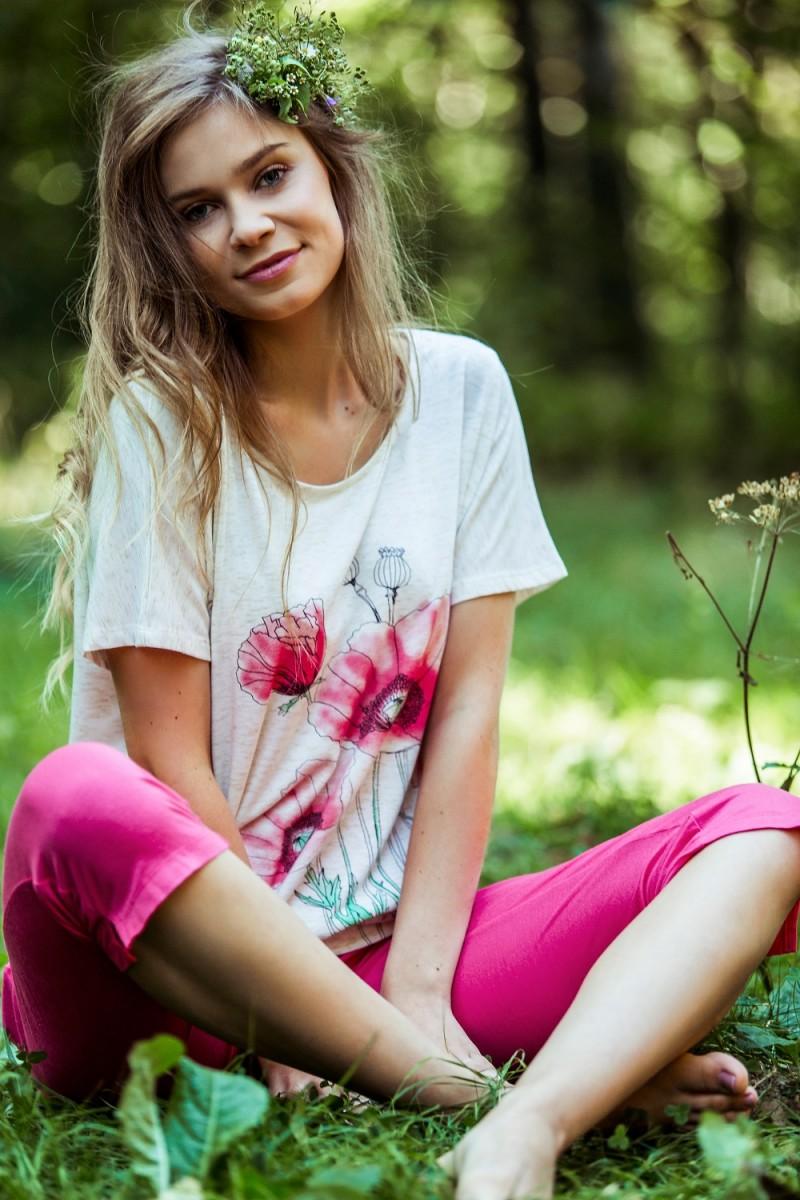 Пижама женская KEY LNS-565 A8 - LeConfort