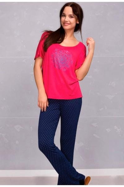 Пижама женская KEY LNS-630 A6