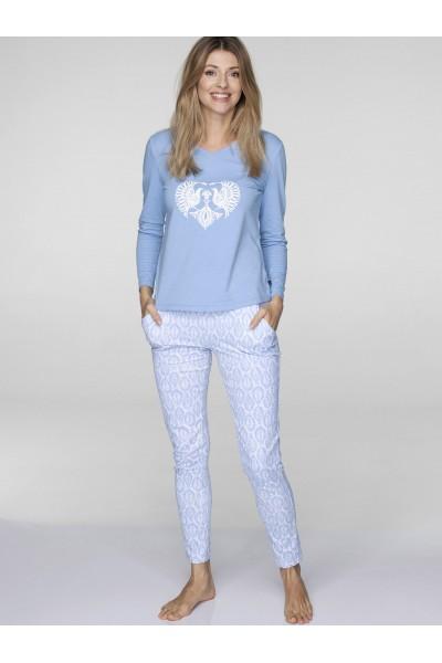 Пижама женская KEY LNS-803 B19
