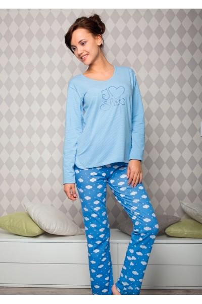 Пижама женская KEY LNS-896 B5