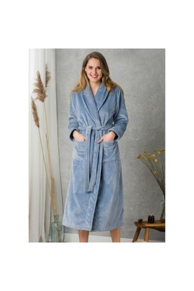 Домашний халат женский KEY LGL-115 B20
