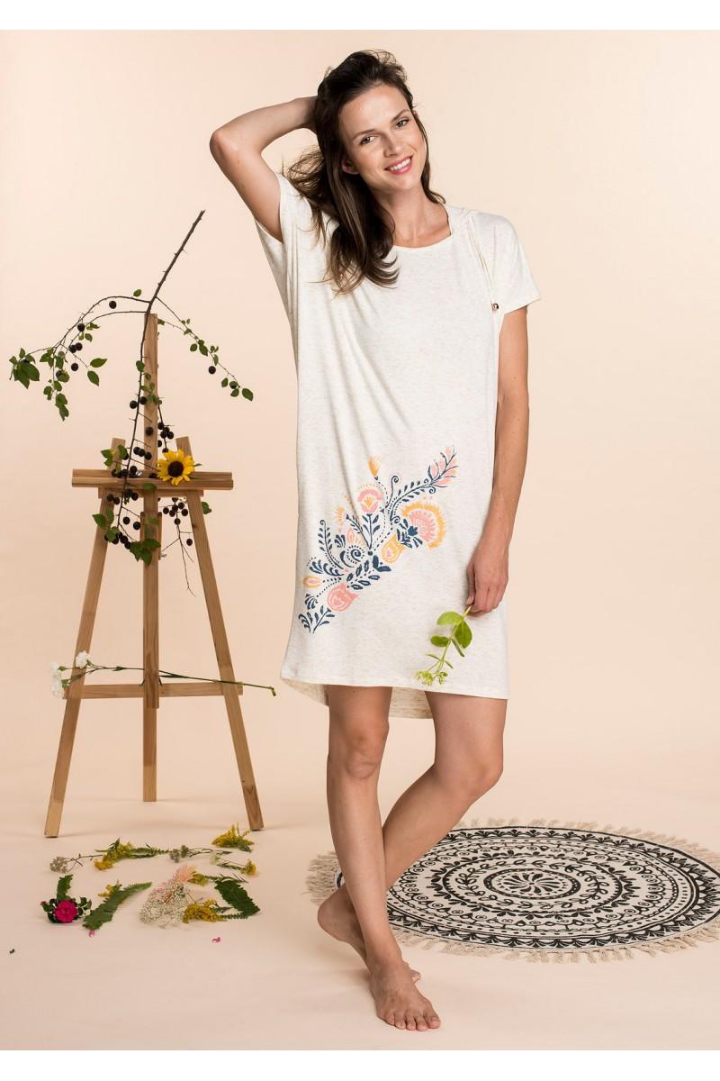 Домашнее платье женское KEY LHD-460 А20