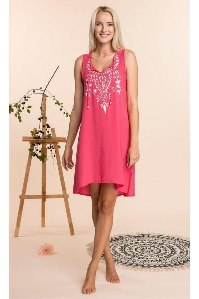 Домашнее платье женское KEY LHD-900 А20