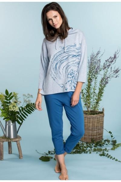 Пижама женская KEY LHS-711 A20 - LeConfort
