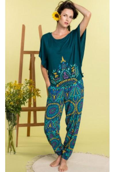 Пижама женская KEY LHS-905 A20 - LeConfort