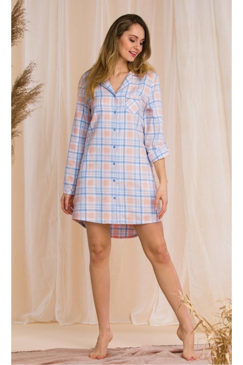 Ночная рубашка женская KEY LND-435 B20 - LeConfort