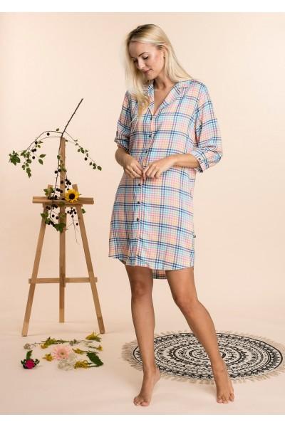 Ночная рубашка женская KEY LND-460 A20 - LeConfort