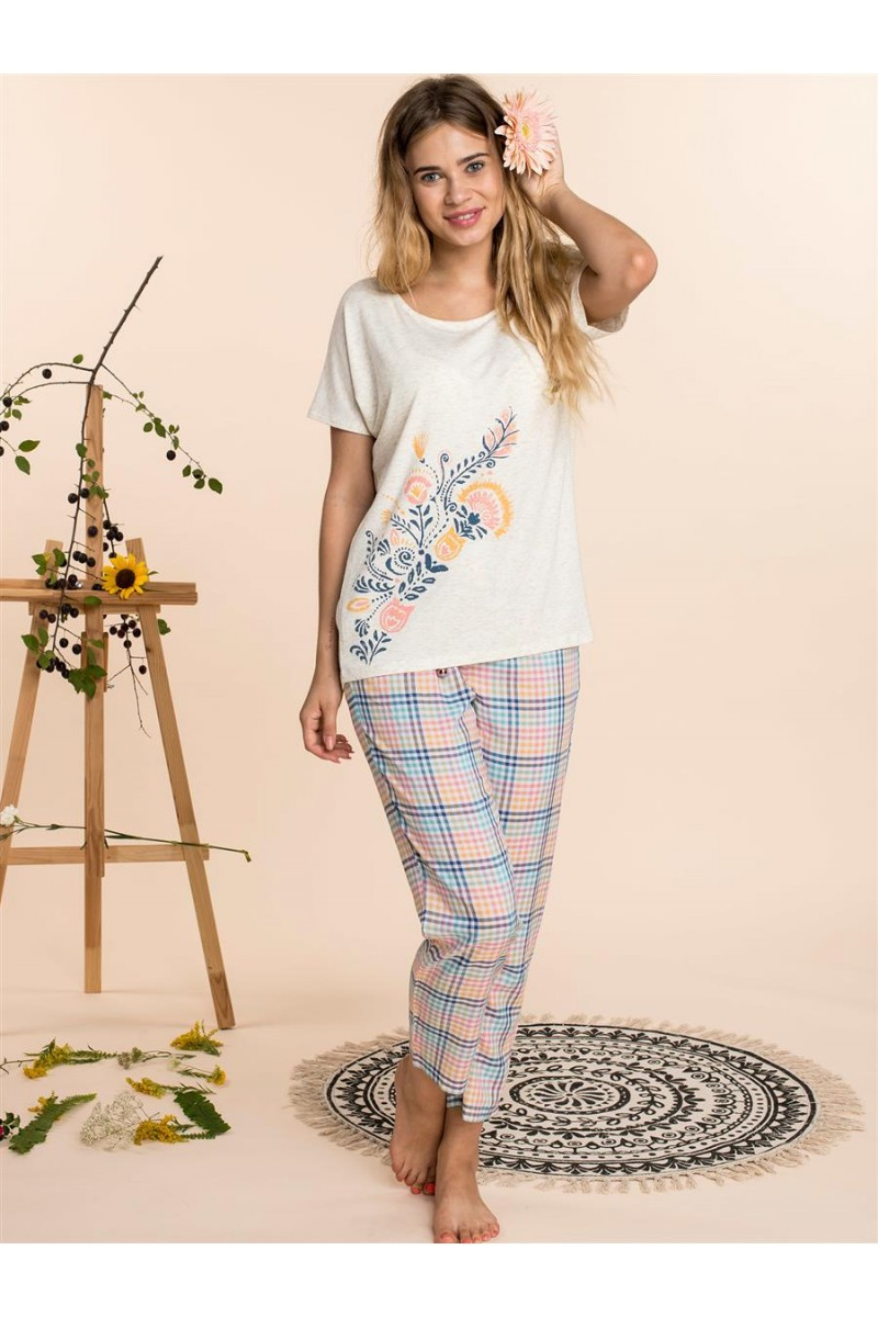 Пижама женская KEY LNS-460 A20 - LeConfort