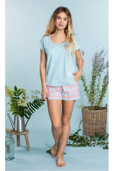 Пижама женская KEY LNS-711 A20