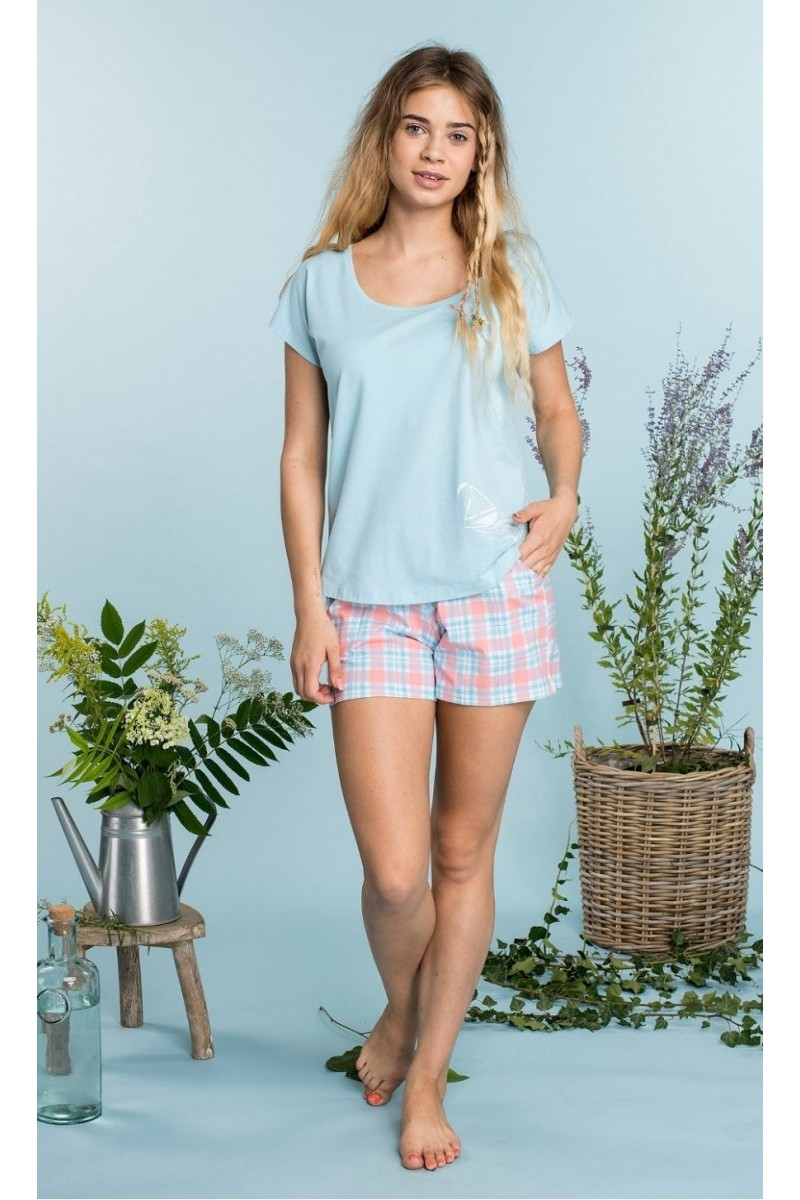 Пижама женская KEY LNS-711 A20 - LeConfort