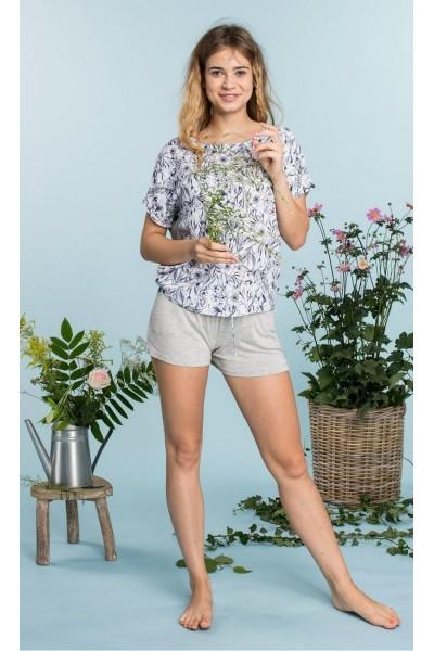 Пижама женская KEY LNS-913 A20