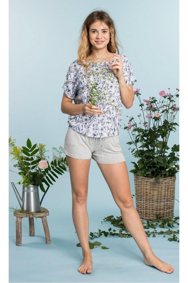 Пижама женская KEY LNS-913 A20 - LeConfort