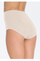 Трусы женские бикини с завышенной талией KEY LPF-198 (2шт.)