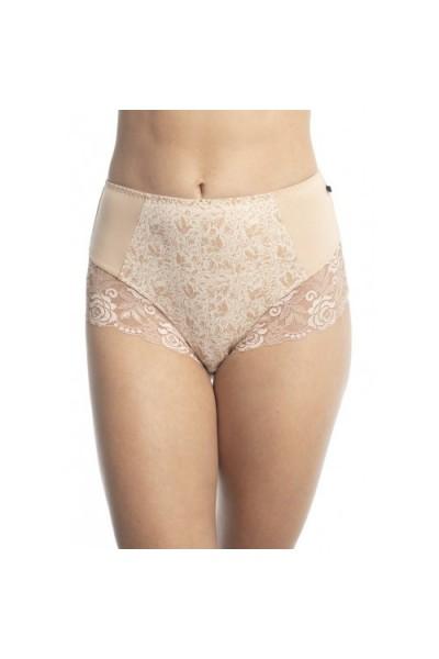 Трусы женские бикини KEY с завышенной талией LPF-930 A20 (2шт.) - LeConfort