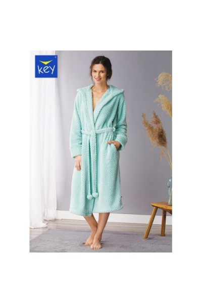 Домашний халат женский KEY LGL-104 B21