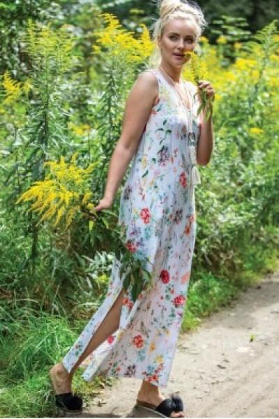 Платье женское KEY LHD-906 1 А21 - LeConfort