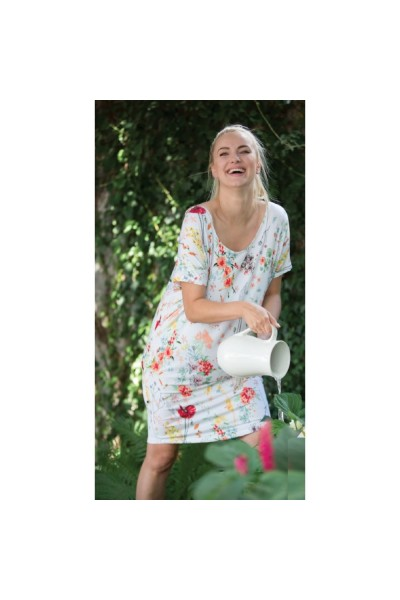 Домашнее платье женское KEY LHD-906 2 А21