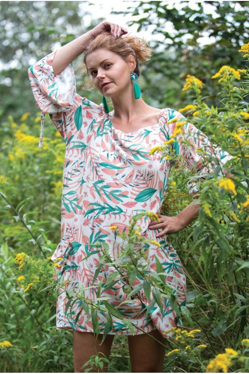 Платье женское KEY LHD-950 А21