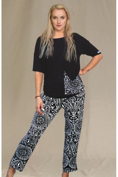 Пижама женская KEY LHS-945 A21