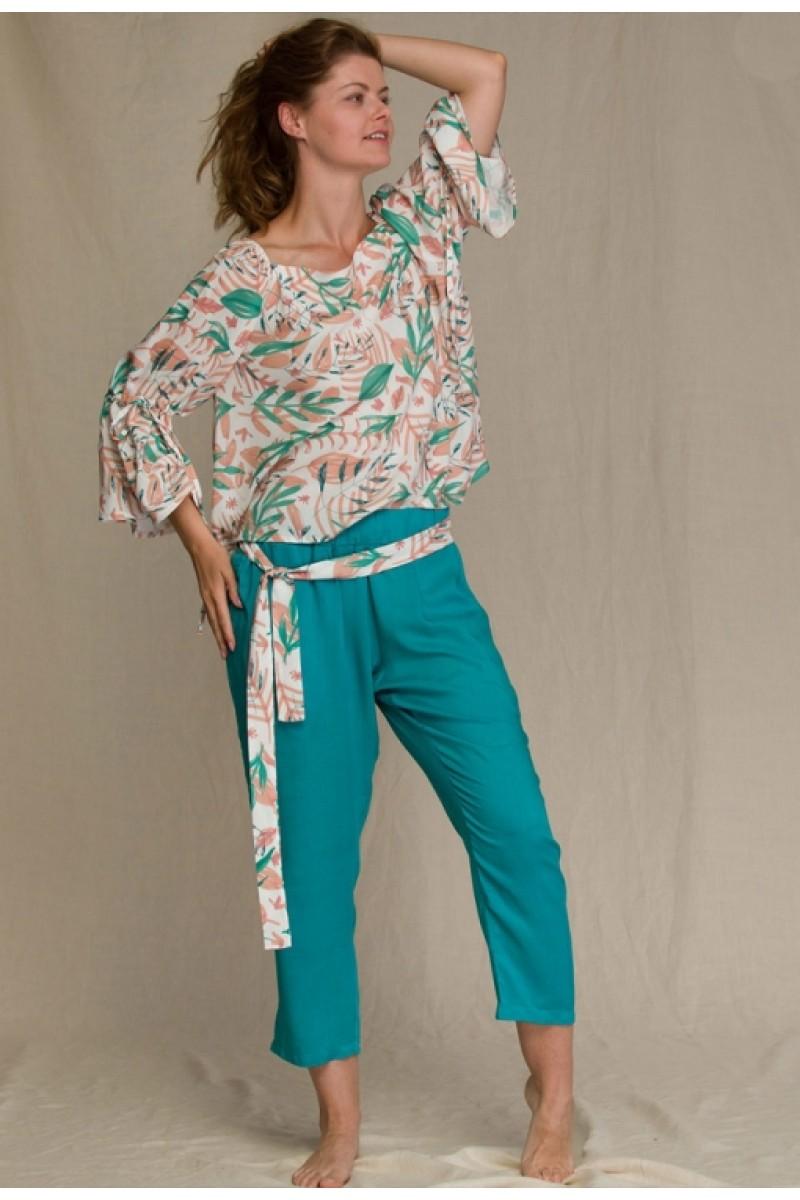 Домашний женский костюм KEY LHS-950 2 A21