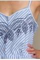 Ночная рубашка женская KEY LND-313 A21
