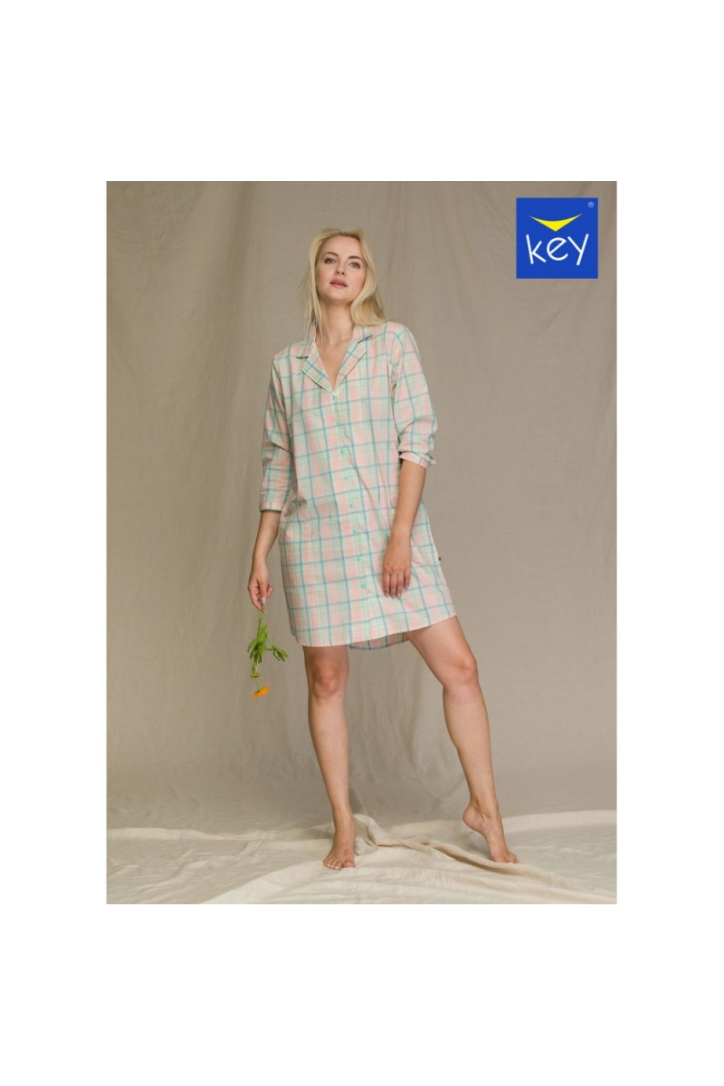 Ночная рубашка женская KEY LND-452 A21