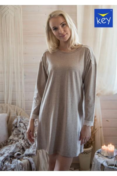 Ночная рубашка женская KEY LND-934 B21 - LeConfort